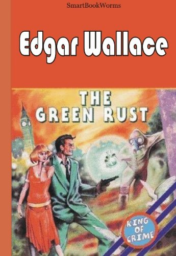 Large book cover: The Green Rust