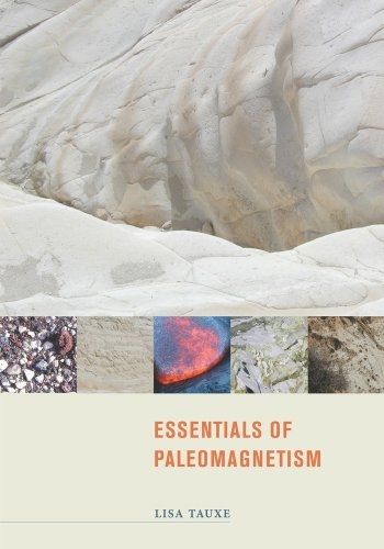 Large book cover: Essentials of Paleomagnetism