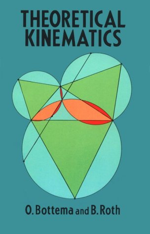Large book cover: Theoretical Kinematics
