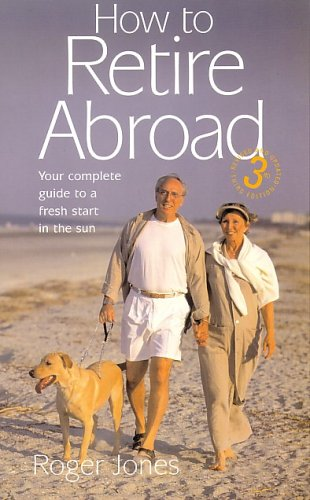 Large book cover: How to Retire Abroad