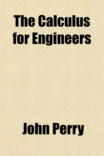 Large book cover: The Calculus for Engineers