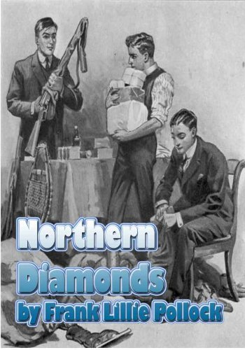 Large book cover: Northern Diamonds