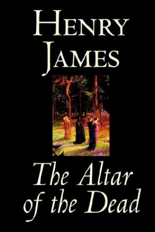 Large book cover: The Altar of the Dead