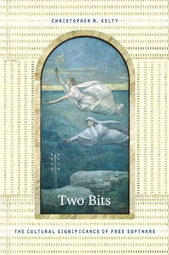 Large book cover: Two Bits: The Cultural Significance of Free Software