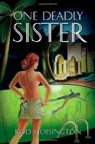 Large book cover: One Deadly Sister