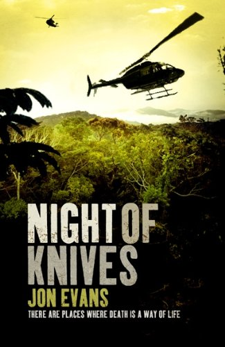 Large book cover: Night of Knives