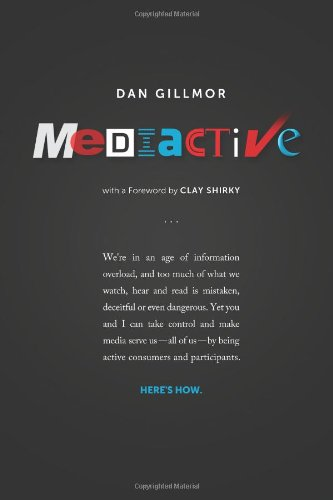 Large book cover: Mediactive