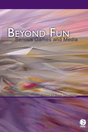 Large book cover: Beyond Fun: Serious Games and Media