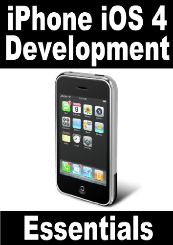 Large book cover: iPhone iOS 4 Development Essentials