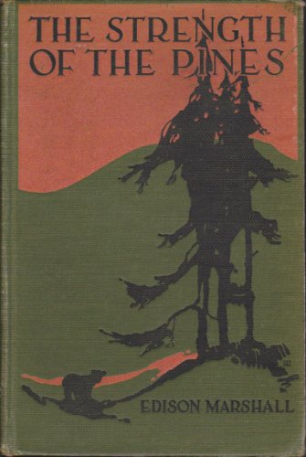 Large book cover: The Strength of the Pines