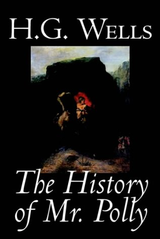 Large book cover: The History of Mr. Polly