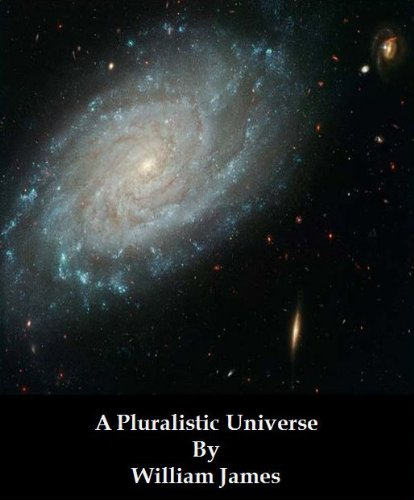 Large book cover: A Pluralistic Universe