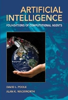 Large book cover: Artificial Intelligence: Foundations of Computational Agents