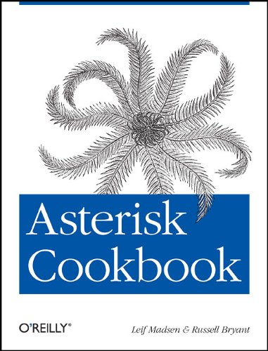 Large book cover: Asterisk Cookbook