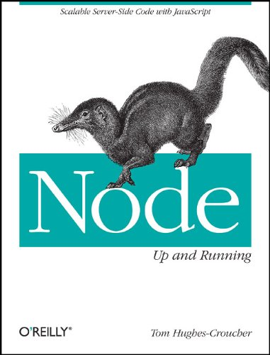 Large book cover: Node: Up and Running