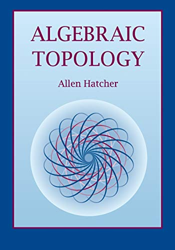Large book cover: Algebraic Topology