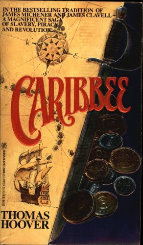 Large book cover: Caribbee