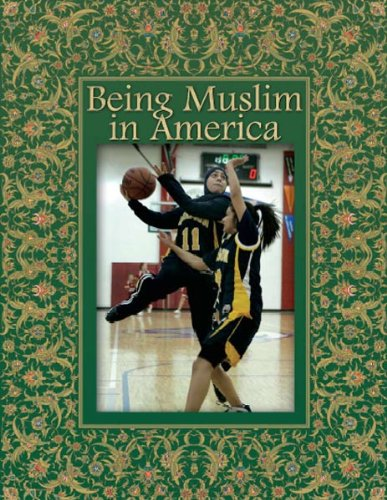 Large book cover: Being Muslim in America