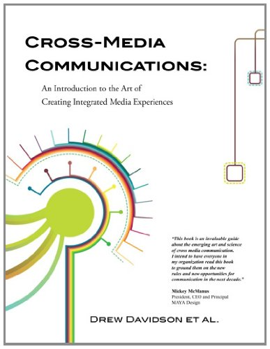 Large book cover: Cross-Media Communications