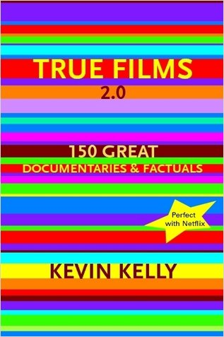 Large book cover: True Films