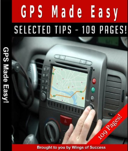 Large book cover: GPS Made Easy