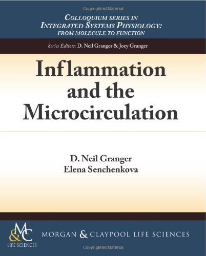 Large book cover: Inflammation and the Microcirculation