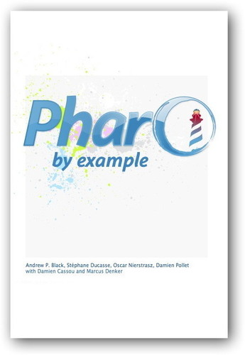 Large book cover: Pharo by Example