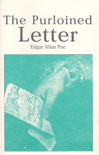 Large book cover: The Purloined Letter