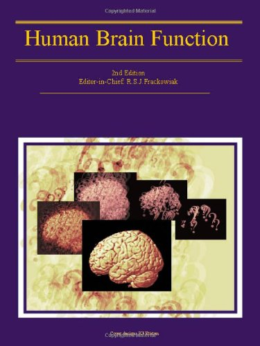 Large book cover: Human Brain Function