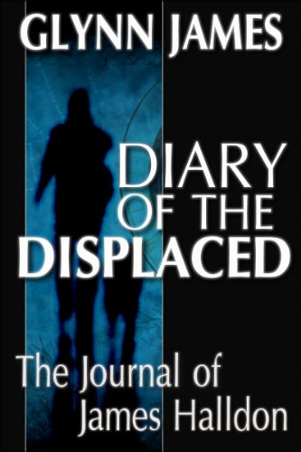Large book cover: Diary of the Displaced
