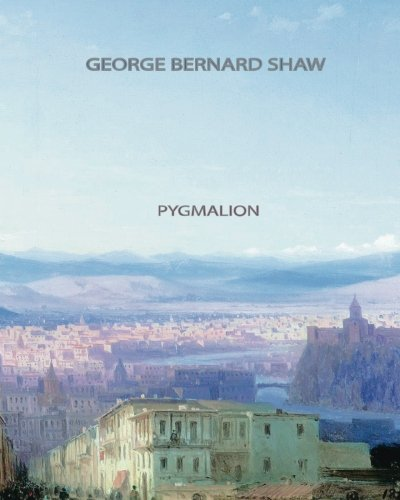 Large book cover: Pygmalion