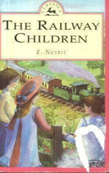 Large book cover: The Railway Children