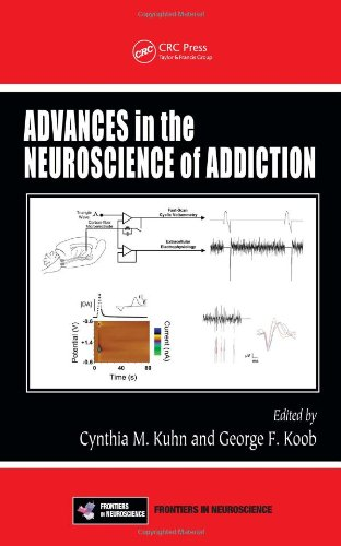 Large book cover: Advances in the Neuroscience of Addiction