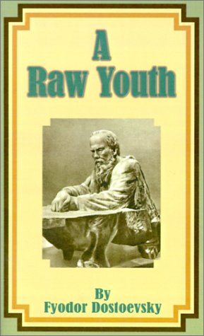 Large book cover: A Raw Youth