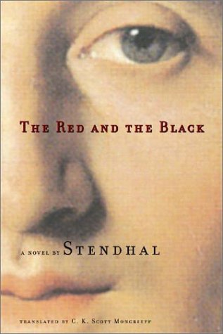 Large book cover: The Red and the Black