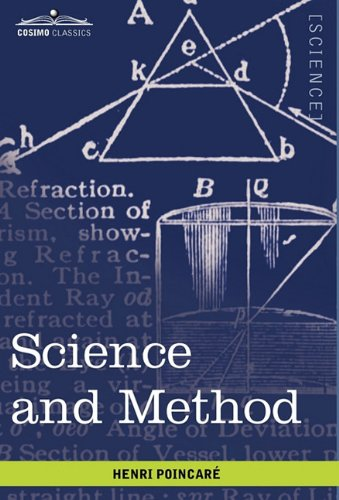 Large book cover: Science and Method