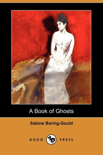 Large book cover: A Book of Ghosts