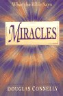 Large book cover: Miracles: What the Bible Says