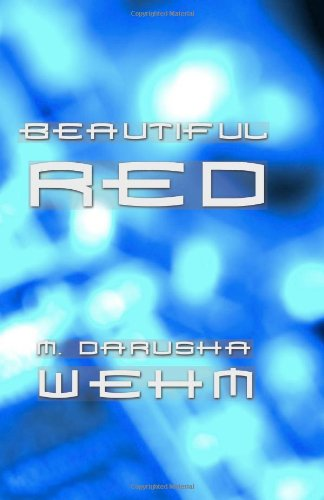Large book cover: Beautiful Red