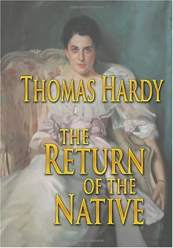 Large book cover: Return of the Native