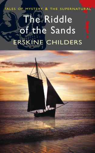 Large book cover: The Riddle of the Sands