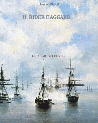 Large book cover: Eric Brighteyes