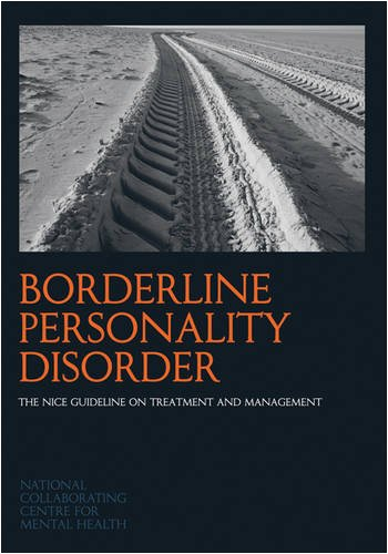 Large book cover: Borderline Personality Disorder: Treatment and Management