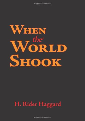 Large book cover: When the World Shook