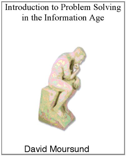 Large book cover: Introduction to Problem Solving in the Information Age