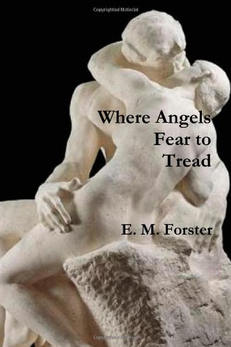 Large book cover: Where Angels Fear to Tread