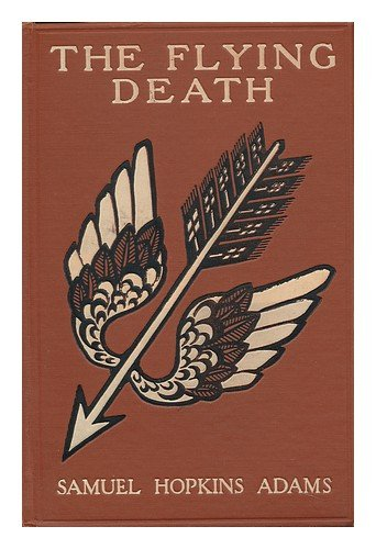 Large book cover: The Flying Death