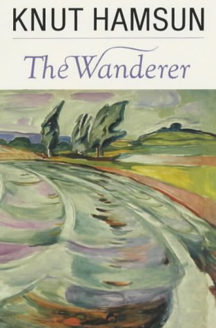 Large book cover: Wanderers