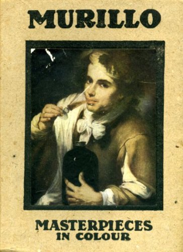 Large book cover: Murillo