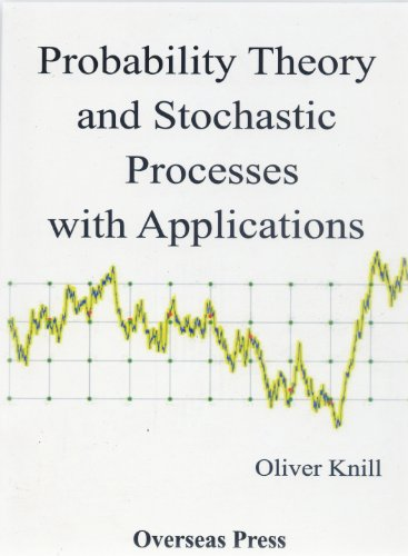 Large book cover: Probability Theory and Stochastic Processes with Applications